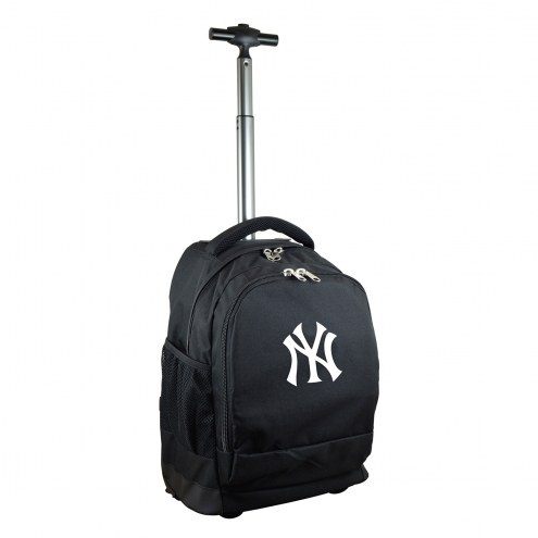 New York Yankees Premium Wheeled Backpack