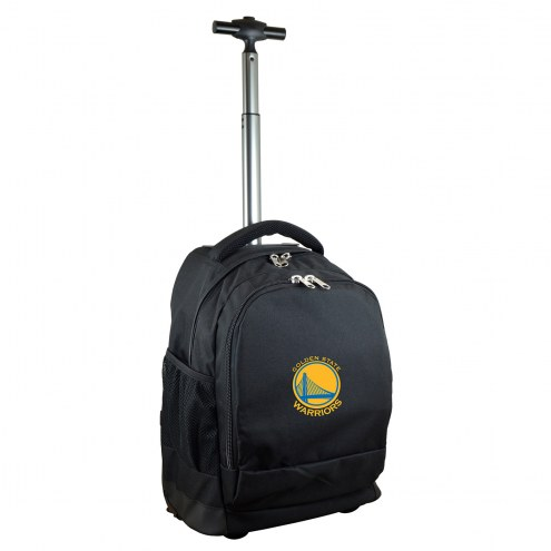 Golden State Warriors Premium Wheeled Backpack