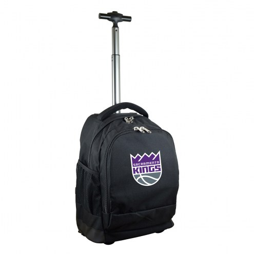 Sacramento Kings Premium Wheeled Backpack