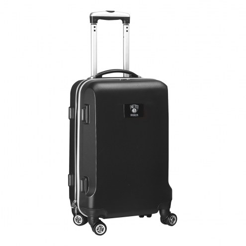 """Brooklyn Nets 20"""" Carry-On Hardcase Spinner"""