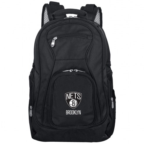 Brooklyn Nets Laptop Travel Backpack