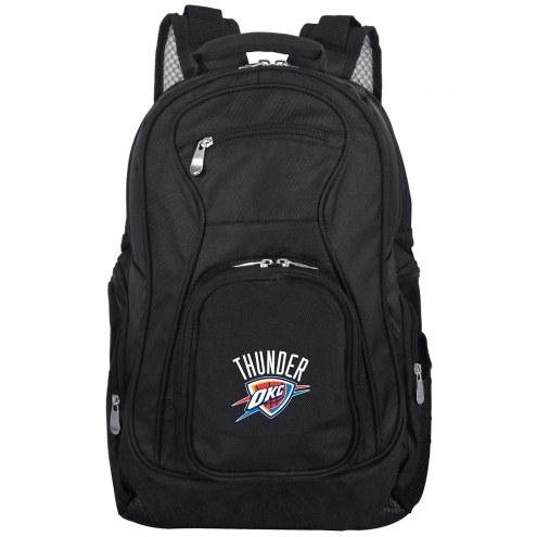 Oklahoma City Thunder Laptop Travel Backpack