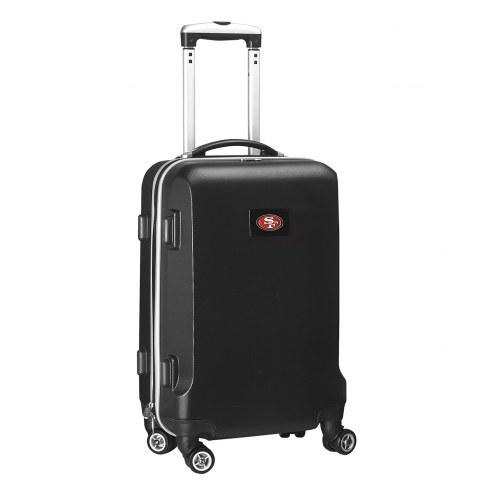 """San Francisco 49ers 20"""" Carry-On Hardcase Spinner"""