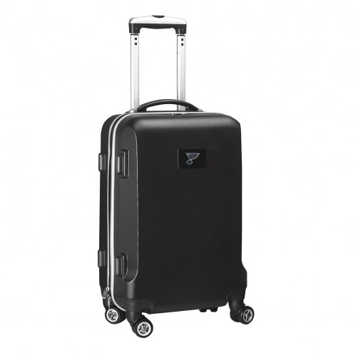 """St. Louis Blues 20"""" Carry-On Hardcase Spinner"""