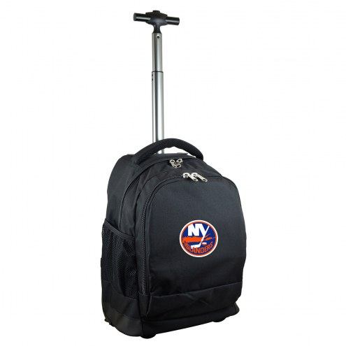 New York Islanders Premium Wheeled Backpack