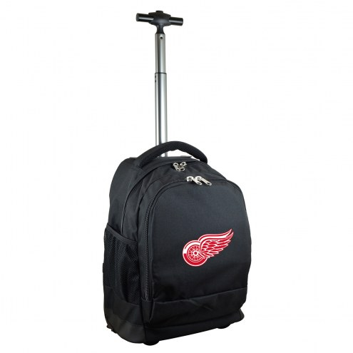 Detroit Red Wings Premium Wheeled Backpack