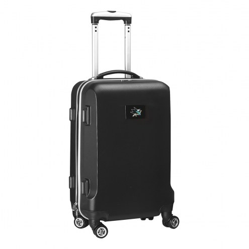 "San Jose Sharks 20"" Carry-On Hardcase Spinner"