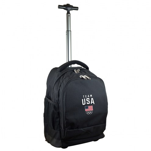 Team USA Premium Wheeled Backpack