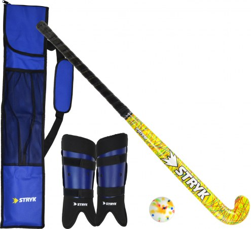 STRYK Prism Composite Field Hockey Stick Package
