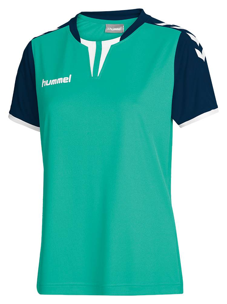 Hummel Core Women s Short Sleeve Soccer Jersey d63ad2bb4