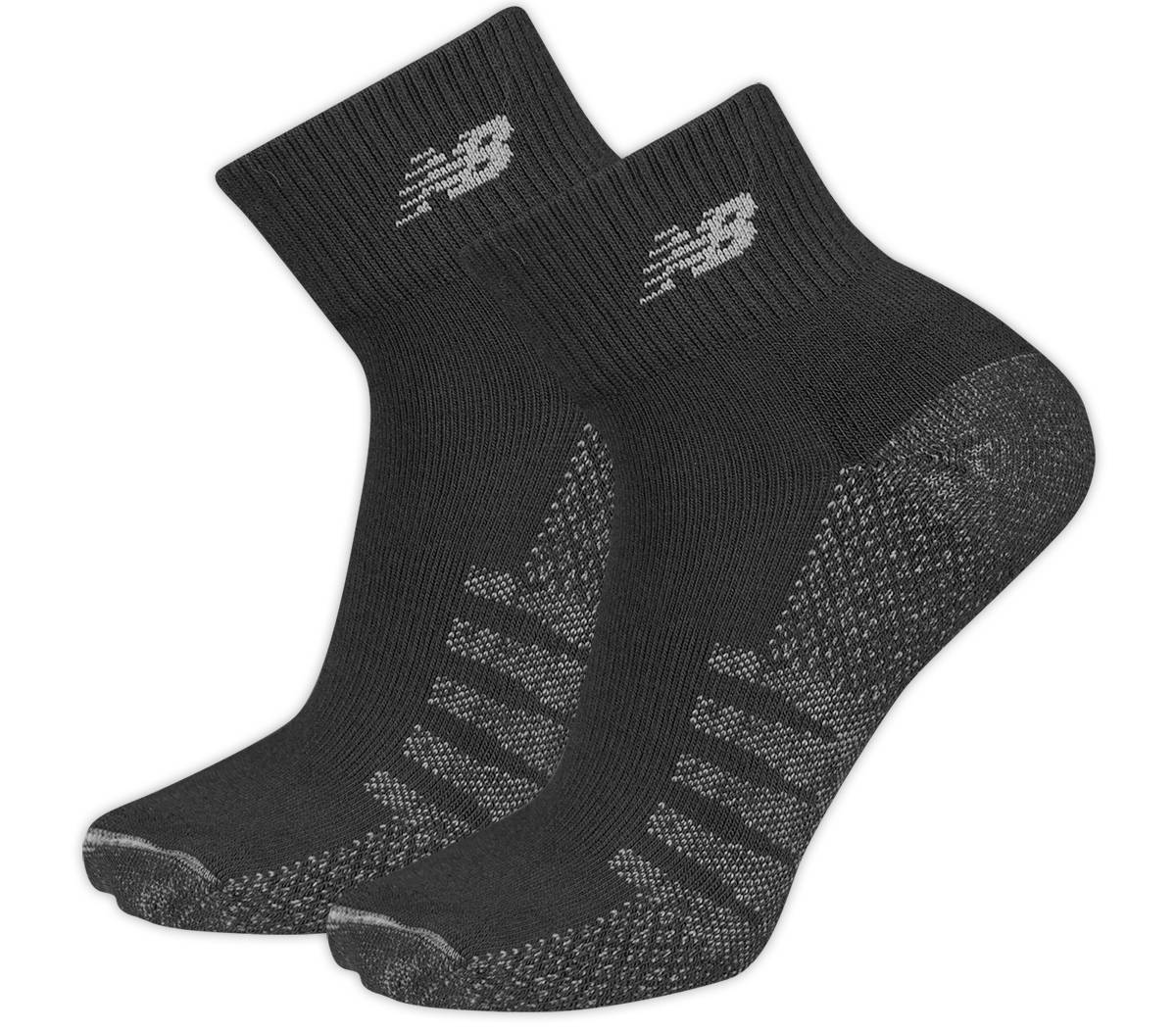 new balance quarter socks