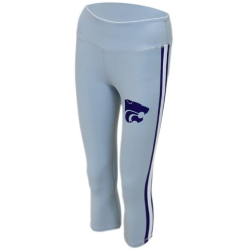 Kansas State Wildcats Women's Yoga Capri Pants