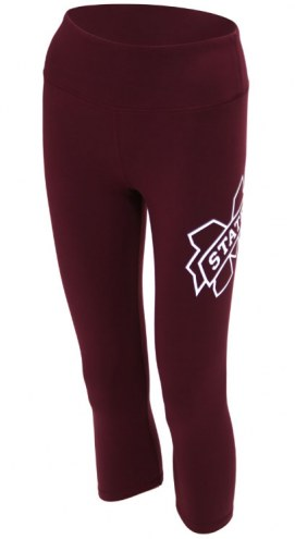 Mississippi State Bulldogs Women's Yoga Capri Pants