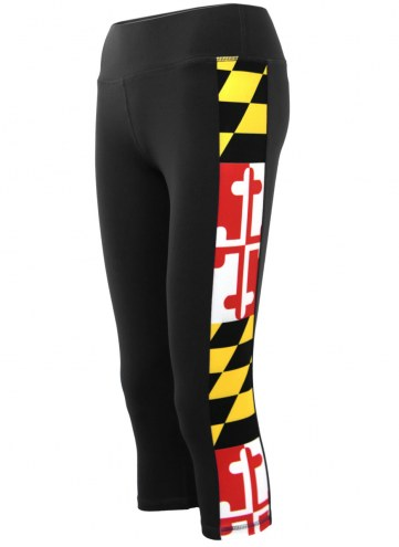 Maryland Terrapins Women's Yoga Pants