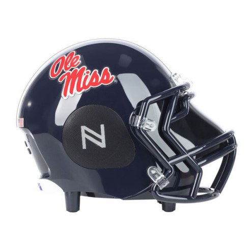 Mississippi Rebels Bluetooth Helmet Speaker