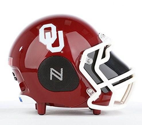 Oklahoma Sooners Bluetooth Helmet Speaker