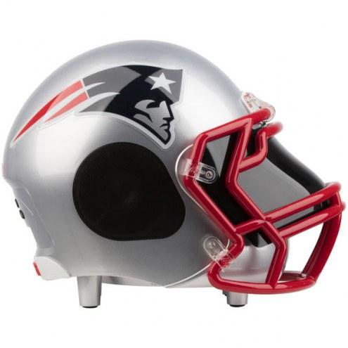 New England Patriots Bluetooth Helmet Speaker