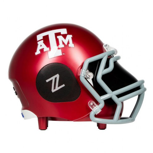 Texas A&M Aggies Bluetooth Helmet Speaker
