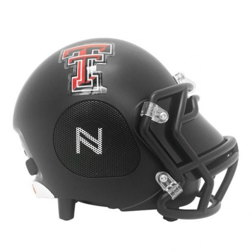 Texas Tech Red Raiders Bluetooth Helmet Speaker