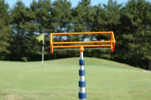 Search N Rescue Orange Four Ball Golf Ball Retriever