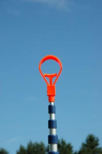 Search N Rescue Orange Trapper Golf Ball Retriever