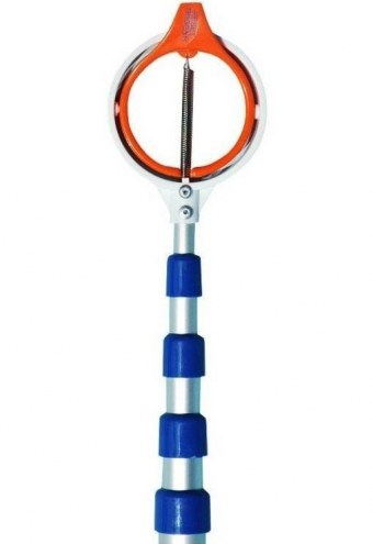 Spring Loaded Golf Ball Retriever