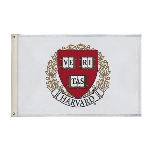 Harvard Crimson 2' x 3' Flag