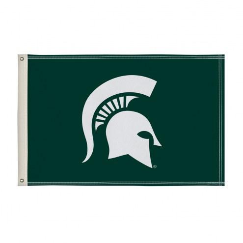 Michigan State Spartans 2' x 3' Flag