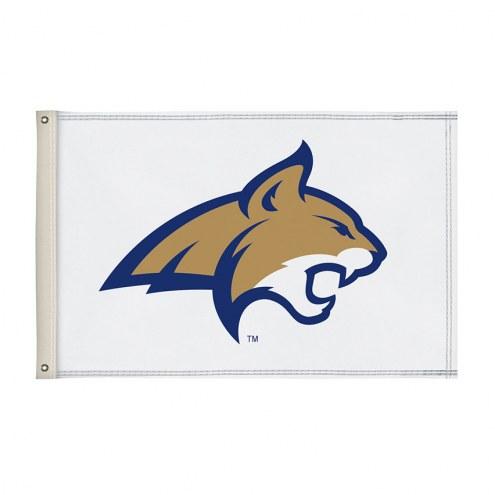 Montana State Bobcats 2' x 3' Flag
