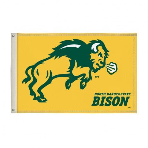 North Dakota State Bison 2' x 3' Flag
