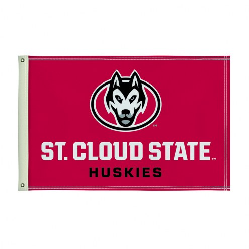 St. Cloud State Huskies 2' x 3' Flag