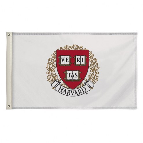 Harvard Crimson 3' x 5' Flag