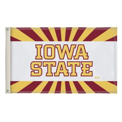 Iowa State Cyclones 3' x 5' Flag