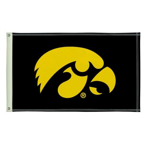 Iowa Hawkeyes 3' x 5' Flag