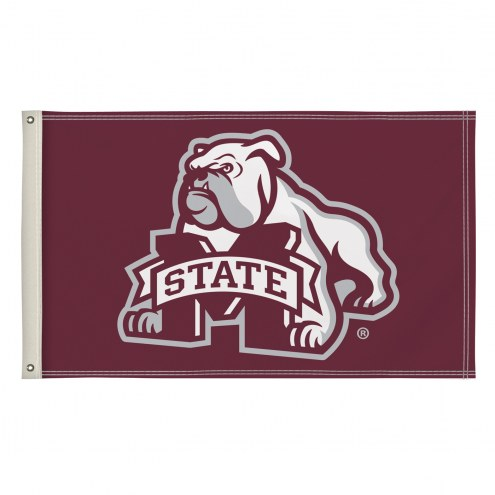Mississippi State Bulldogs 3' x 5' Flag
