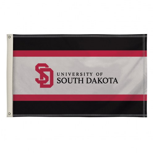 South Dakota Coyotes 3' x 5' Flag