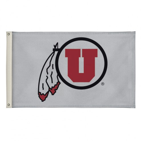 Utah Utes 3' x 5' Flag