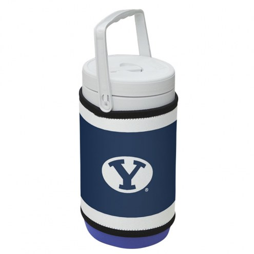 BYU Cougars Rappz 1/2 Gallon Cooler Cover (Cooler not included)