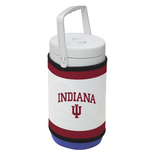 Indiana Hoosiers Rappz 1/2 Gallon Cooler Cover (Cooler not included)