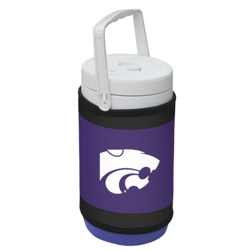 Kansas State Wildcats Rappz 1/2 Gallon Cooler Cover (Cooler not included)
