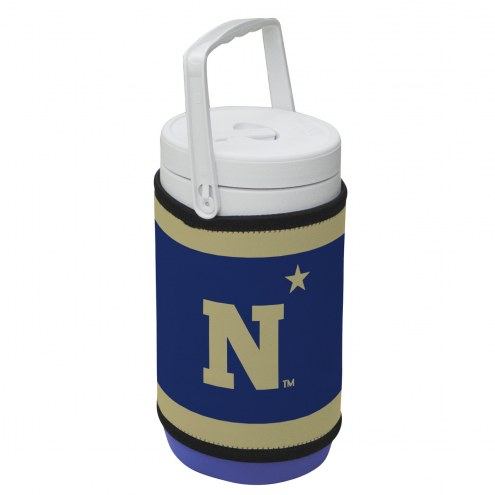 Navy Midshipmen Rappz 1/2 Gallon Cooler Cover (Cooler not included)