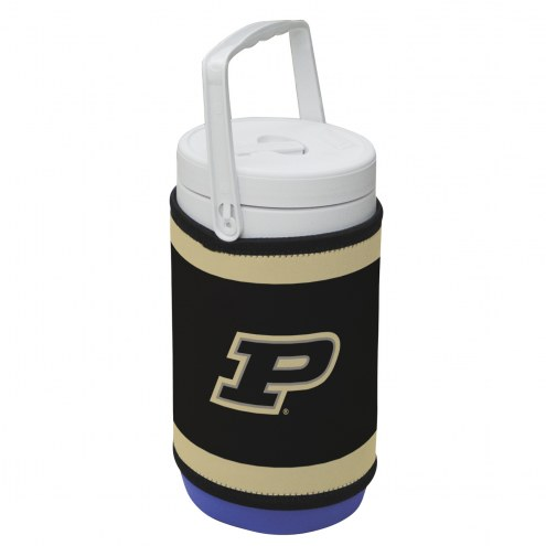 Purdue Boilermakers Rappz 1/2 Gallon Cooler Cover (Cooler not included)