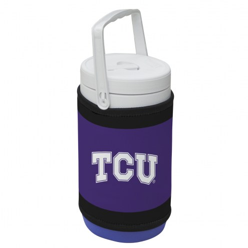 Texas Christian Horned Frogs Rappz 1/2 Gallon Cooler Cover (Cooler not included)