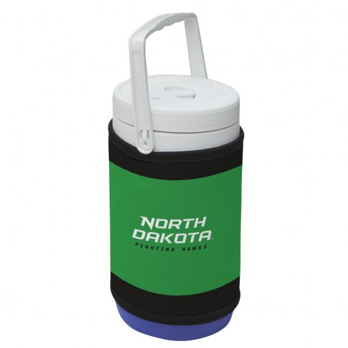 North Dakota Fighting Hawks Rappz 1/2 Gallon Cooler Cover (Cooler not included)