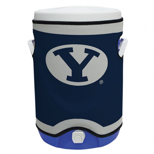 BYU Cougars Rappz 5 Gallon Cooler Cover (Cooler not included)