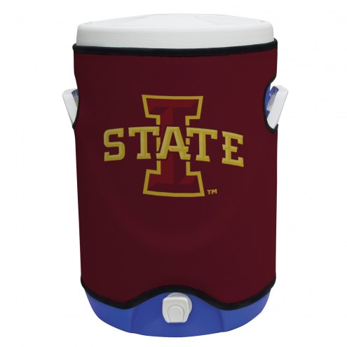 Iowa State Cyclones Rappz 5 Gallon Cooler Cover (Cooler not included)