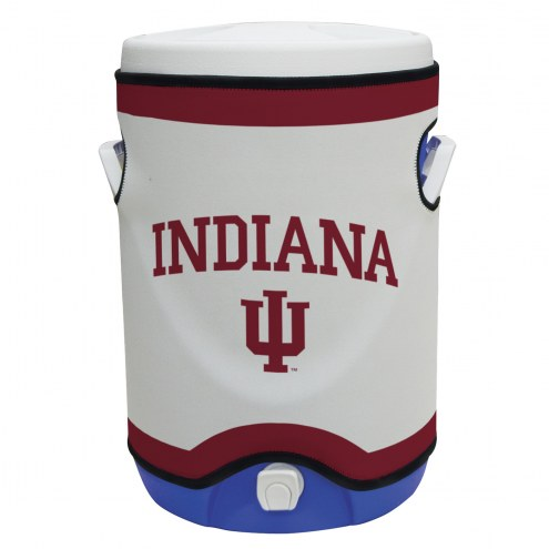Indiana Hoosiers Rappz 5 Gallon Cooler Cover (Cooler not included)