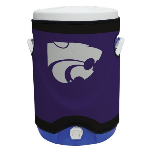 Kansas State Wildcats Rappz 5 Gallon Cooler Cover (Cooler not included)