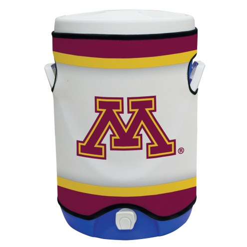 Minnesota Golden Gophers Rappz 5 Gallon Cooler Cover (Cooler not included)