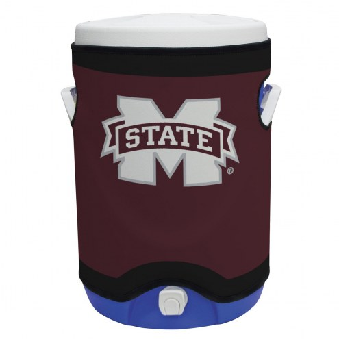 Mississippi State Bulldogs Rappz 5 Gallon Cooler Cover (Cooler not included)